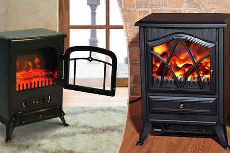 MHStar Uk - Electric Fire Place in 2 Designs - Save 0%