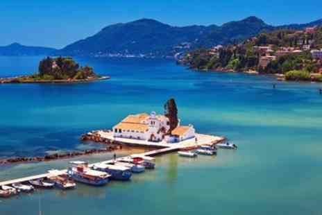 Going Luxury - Seven Night Corfu Escape - Save 0%