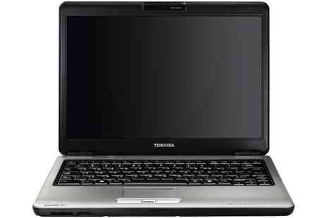 Portable Universe - Grade B Refurbished Toshiba Satellite Pro U400 Windows 10 Pro Laptop With Free Delivery - Save 0%
