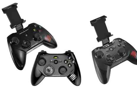 Groupon Goods Global GmbH - Mad Catz Gaming Controller for Samsung, Android or iOS Devices - Save 0%