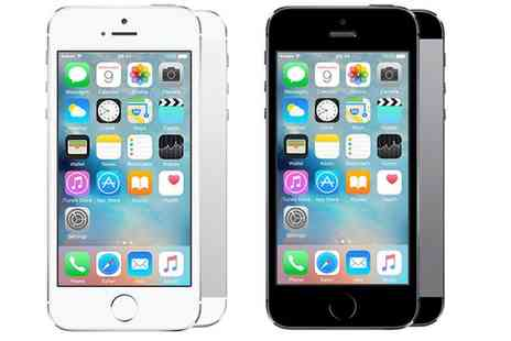 Mobile Phones Direct - Apple iPhone 5s 16GB for £4.99 with £15 a Month 3g Talk Mobile Contract Including 4GB Data With Free Delivery - Save 90%