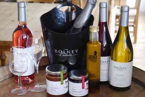 Bolney Wine Estate - Vineyard Tour and Wine Tasting for One or Two - Save 38%