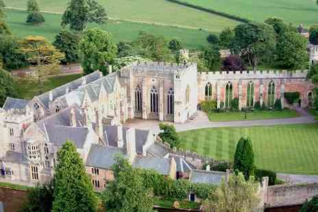 The Bishops Palace - Adult and Child, Two Adults or Family Entry to The Bishops Palace - Save 38%