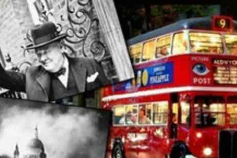 Evan Evans Tours - Wartime London Tour For Two - Save 52%