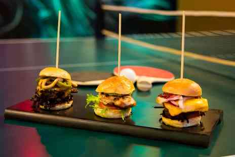 Sink Pong - Sharing Platter and Two or Four Cocktails - Save 53%