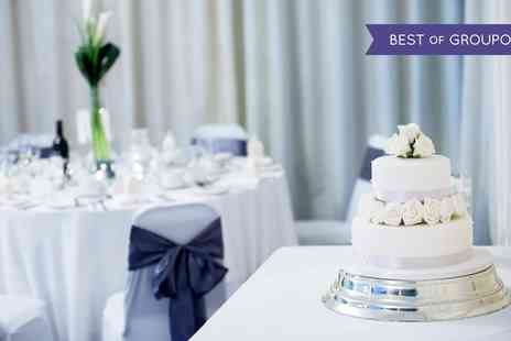 The Park Wood - Wedding Package for 50 Day and 75 Evening Guests - Save 63%