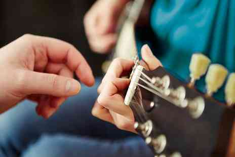 Musicians Centre - Three, Five or Ten Musical Instrument Lessons - Save 50%