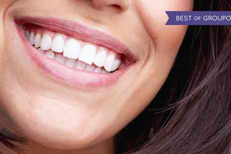 Align Brighten Contour - Session of Zoom Teeth Whitening - Save 88%