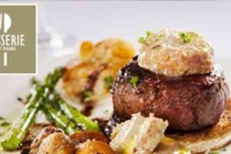 Brasserie at West Park - French Inspired Cuisine For Two - Save 60%
