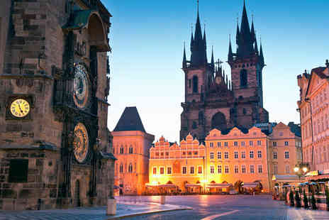 Occidental Praha Five - Four Star 5 nights Stay in an Executive Room - Save 75%