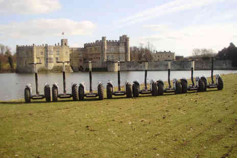 Southern Segway Tours - Segway experience at Leeds Castle for two people - Save 61%