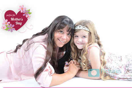 "Pictures Forever - One hour mother and daughter photoshoot inlcuding three 7"" x 5"" prints - Save 91%"