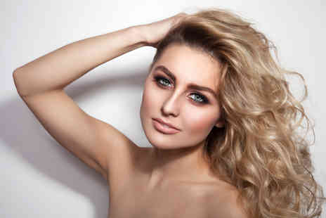 Gemini Hair Fashion - Cut and blow dry with a half head of highlights or ombre dye - Save 70%