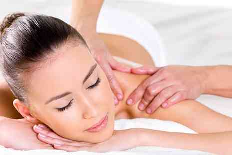 Love Hair & Beauty - 30 Minute Massage with 30 Minute Express Facial - Save 72%