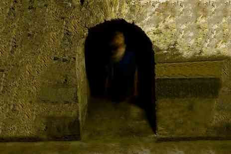Auld Reekie Tours - Choice of Haunted Tours for One Adult of Two Adults and Two Children - Save 50%