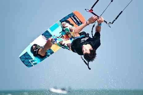 Essex Kitesurf School - Two Hour Introduction for One or Two - Save 70%