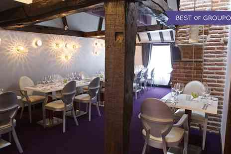 Hengist - Afternoon Tea for Two or Four - Save 53%