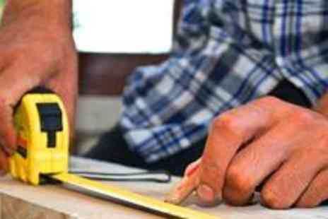 CMB Joinery and Building - Two hours of handyman work - Save 62%