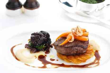 Galvin at Centurion Club - Chateaubriand & Bubbly for 2 - Save 44%
