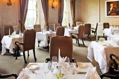Wood Hall Hotel & Spa - Wetherby Elegant 2 AA Rosette 3 Course Meal for 2 - Save 37%