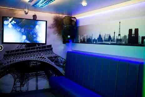 Sing City - Private karaoke room hire for up to 15 people - Save 76%
