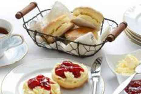 Autograph Bistro - Scrumptious afternoon tea for two, with a glassy of bubbly - Save 52%