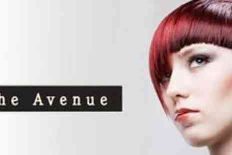 The Avenue - Wash, cut and finish with a LAnza conditioning treatment and keratin healing oil blow dry - Save 68%