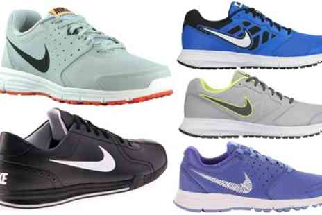 Salvador Company - Mens or Womens Nike Circuit II, Downshifter or Revolution Running Trainers With Free Delivery - Save 0%