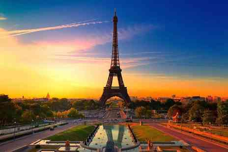 Short Break - Paris trip with cruise or one, two or three night stay with breakfast - Save 60%