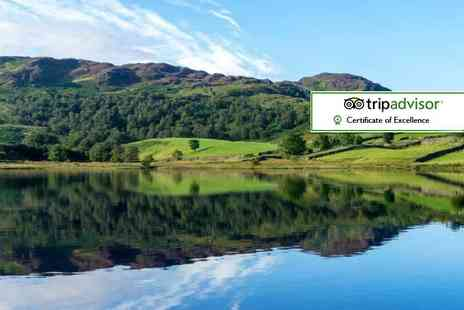 The Kings Arms - Two night Cumbrian break for two with daily breakfast - Save 48%