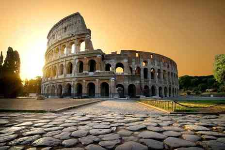 Cheap Cost Holidays - Six night Rome, Florence and Venice break including flights and train transfers - Save 50%