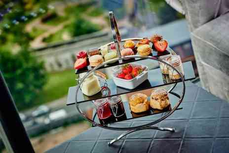 Marco Pierre White Steakhouse - Traditional afternoon tea for two - Save 50%