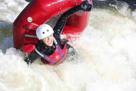 Action Adventure Activities - Gorge walk and river tube experience for one - Save 56%