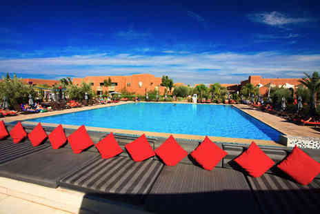 Kenzi Club Agdal Medina - Four Star 7 nights Stay in a Privilege Room - Save 75%