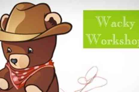 Wacky Workshops - Build Your Own Bear - Save 0%