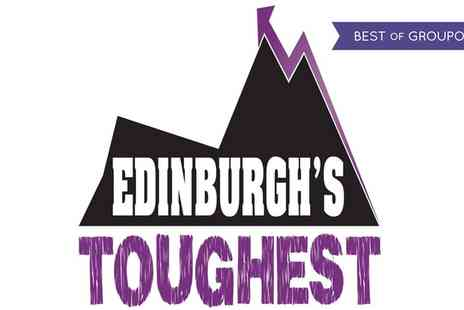 Edinburgh's Toughest - One adult ticket to Edinburghs Toughest on 8 April - Save 42%