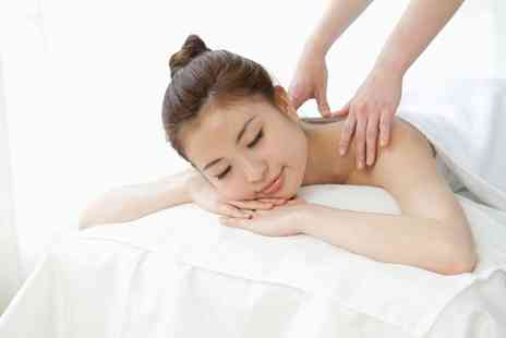 Wellness Clinic - One Hour Full Body Deep Tissue Massage - Save 63%
