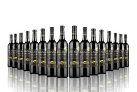 The Vineyard Club - 16 Bottles of Pata Negra Gran Reserva 2007 Red Wine With Free Delivery - Save 61%