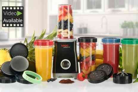 Groupon Goods Global GmbH - Cooks Professional Three Cup Multi Blender or Five Cup - Save 77%