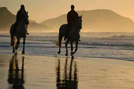 Great Pacific Travels - Two or three night Portugal break including breakfast, horse riding, and flights - Save 21%
