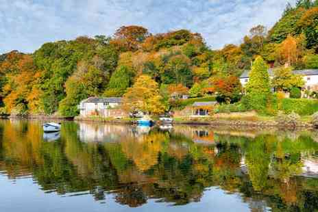 Best Western Fowey Valley - One or two night Cornwall break for a family of 4 with breakfast - Save 0%