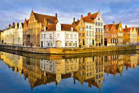 Weekender Breaks - One or two night Bruges break including return Eurostar - Save 24%