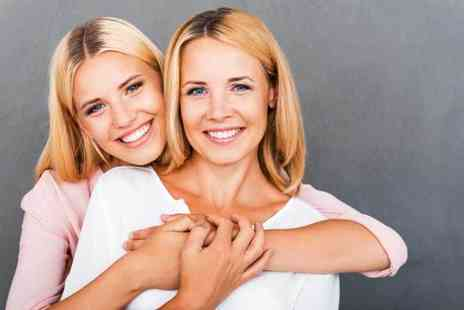 Galerie Studios - Mother and daughter MAC makeover photoshoot with four prints - Save 92%