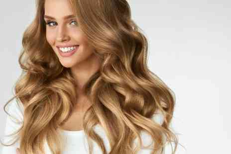 Kate & Russell - Luxury wash, cut & blow dry - Save 36%