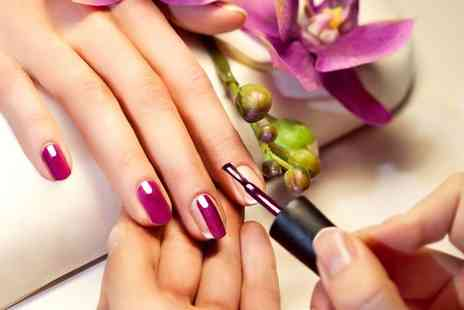 Kate & Russell - Shellac manicure - Save 40%