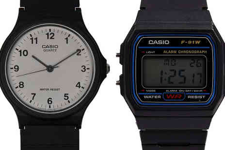 Essence Fashion - Casio Watches in 2 Models - Save 71%