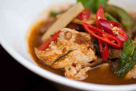 Koh Thai Tapas - Two Course Lunch for Two or Four with One Side to Share per Two - Save 48%