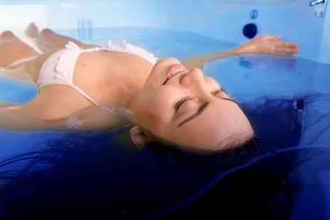 Art of Float - Five One Hour Floatation Sessions - Save 64%