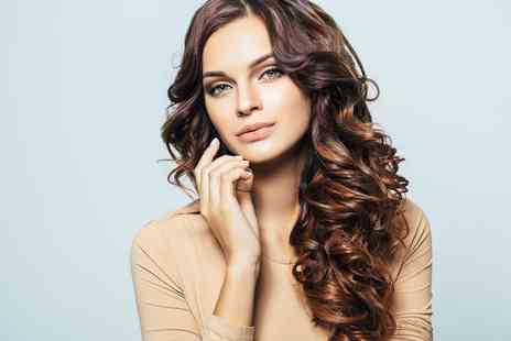 Beauty Woman Salon - Wash, Cut and Blow Dry with Optional Conditioning, Half or Full Head Highlights - Save 44%