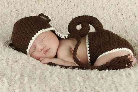 Colin Charles Photography - Newborn Photoshoot with One A5 Print at Colin Charles Photography - Save 0%